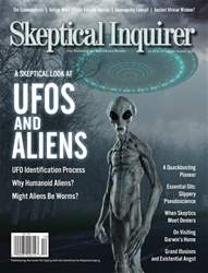 Skeptical Inquirer issue Nov/Dec 2018