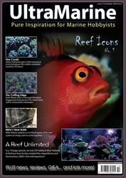 UltraMarine Magazine Magazine Cover