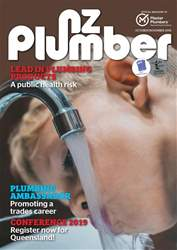 NZ PLUMBER issue NZ Plumber October-November 2018
