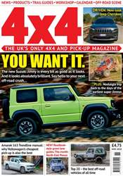 4x4 Magazine issue November 2018