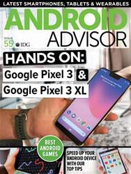 Android Advisor issue Issue 55
