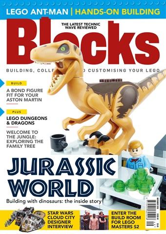 Blocks Magazine issue November 2018