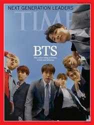 Time Magazine issue 22nd October 2018