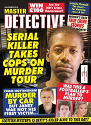 Master Detective issue Master Detective November 2018