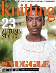 Knitting issue November 2018