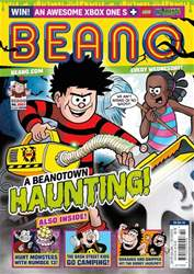 The Beano issue 20th October 2018