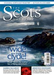 The Scots Magazine issue November 2018