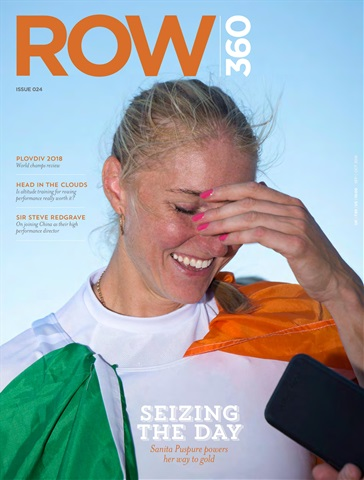 Row360 issue Issue 024 – Sep | Oct 2018