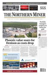 The Northern Miner issue Vol. 104 No. 21