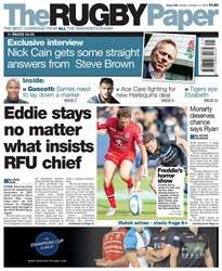 The Rugby Paper issue 14th October 2018
