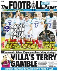 The Football League Paper issue 14th October 2018