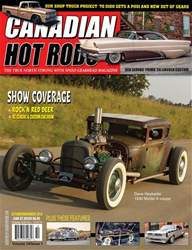 Canadian Hot Rods issue CHR oct/nov 2019