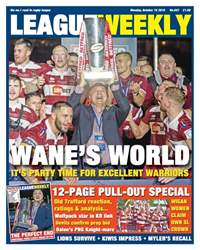 League Weekly issue 847
