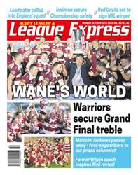 League Express issue 3143
