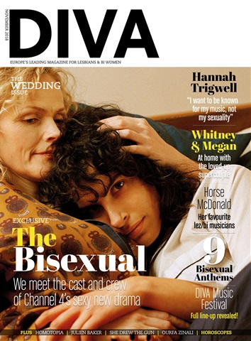 DIVA Magazine issue November 2018