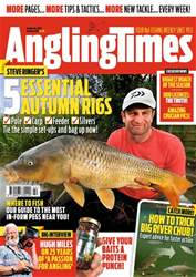 Angling Times issue 16th October 2018
