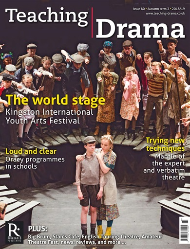Teaching Drama Preview
