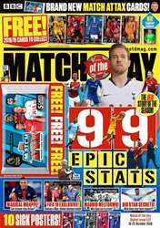 Match of the Day issue Issue 527