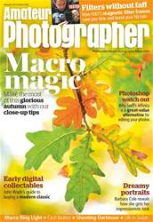 Amateur Photographer issue 20th October 2018