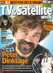 TV & Satellite Week issue 20th October 2018