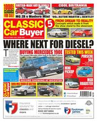 Classic Car Buyer issue 17th October 2018