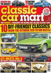 Classic Car Mart issue December 2018
