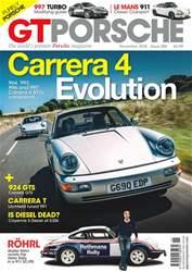 GT Porsche issue November 2018