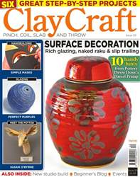 ClayCraft issue Issue 20