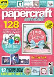 Papercraft Essentials issue Issue 166