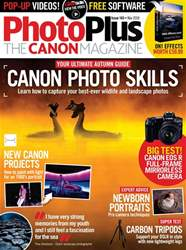 PhotoPlus issue November 2018