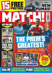 Match issue 16/10/2018