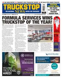 Truckstop News issue 30th October 2018