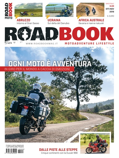 RoadBook Preview