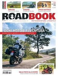 RoadBook issue RoadBook n. 8