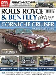 Rolls-Royce & Bentley Driver Magazine Cover