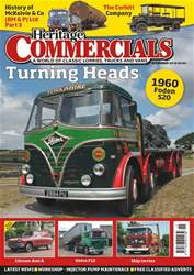 Heritage Commercials Magazine issue November 2018
