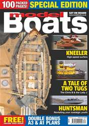 Model Boats issue Winter Special 2018