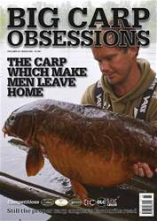 Big Carp Magazine issue Big Carp 268