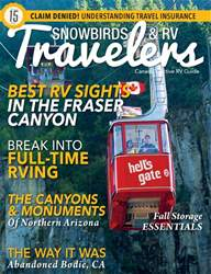 Snowbirds & RV Travelers issue November 2018