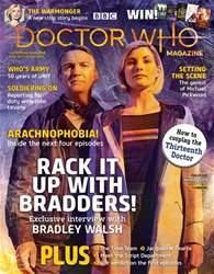 Doctor Who Magazine issue 531
