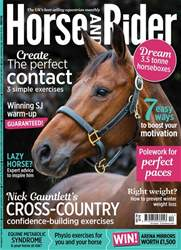 Horse&Rider Magazine - UK equestrian magazine for Horse and Rider issue Horse&Rider Magazine – December 2018