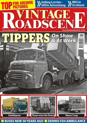 Vintage Roadscene issue November 2018