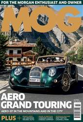 MOG Magazine issue Issue 76 - October 2018