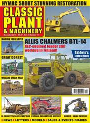 Classic Plant & Machinery issue November 2018