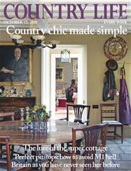 Country Life issue 17th October 2018