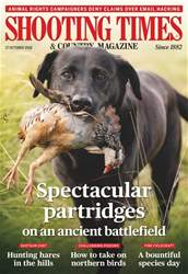 Shooting Times & Country issue 17th October 2018