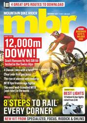 Mountain Bike Rider issue November 2018