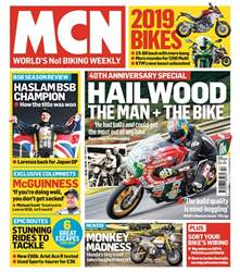 MCN issue 17th October 2018
