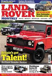 Land Rover Monthly issue December 2018