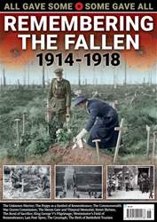 Britain at War Magazine issue Remembering The Fallen 1914-1918